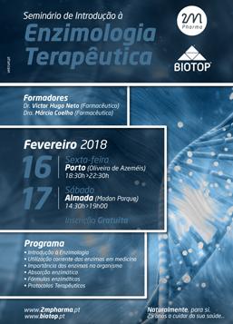 Seminário de Introdução à Enzimologia Terapêutica